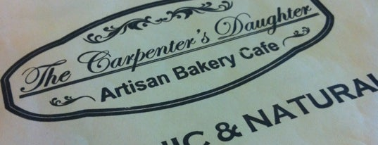The Carpenter's Daughter (Artisan Bakery & Cafe) is one of Kopi Places.
