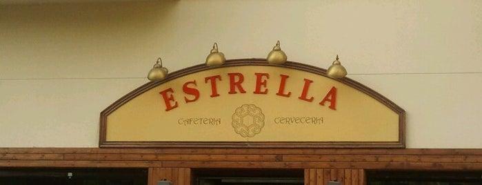 Bar ESTRELLA is one of El mejor tapeo.