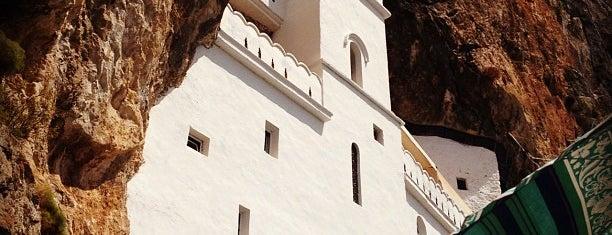 Manastir Ostrog is one of visit again.