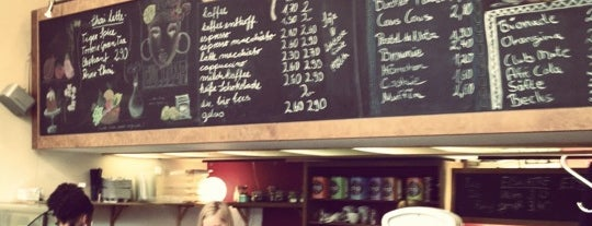 Cuccuma is one of Coffee spots Berlin.