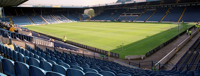 Hillsborough Stadium is one of Sky Bet Championship Stadiums 2015/16.