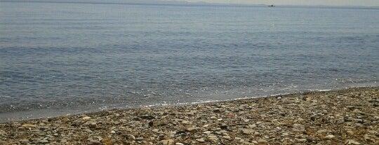 Altınoluk Plaj is one of doğallık..