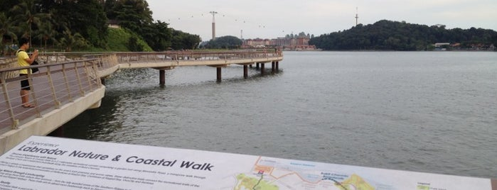 Labrador Nature & Coastal Walk is one of Trek Across Singapore.