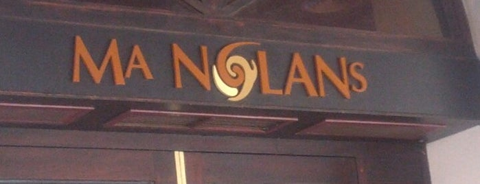 Ma Nolan's Vieux Nice is one of France.