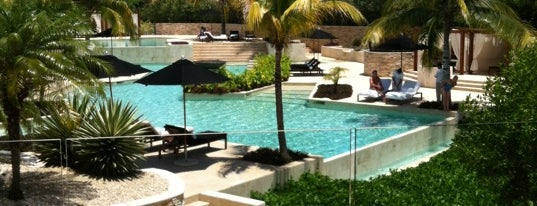 Rosewood Mayakoba is one of Lugares favoritos de Jack.