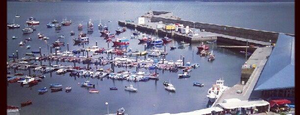 Porto de Fisterra is one of Lieux qui ont plu à Anapaula.