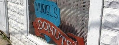 Muriel's Donuts is one of Posti salvati di Christopher.