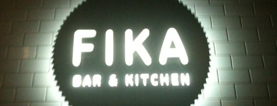 Fika is one of London.