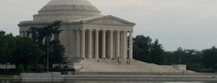 Thomas Jefferson Memorial is one of Things To Do In Virginia.