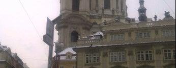 St.-Nikolaus-Kirche is one of StorefrontSticker #4sqCities: Prague.
