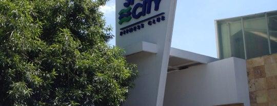 Sport City Fitness Club is one of Locais curtidos por U.