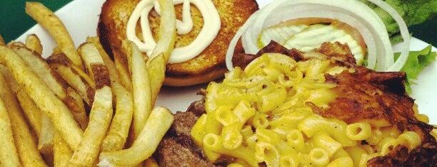 Rich's Mighty Fine Burgers & Grub is one of สถานที่ที่ Jane ถูกใจ.