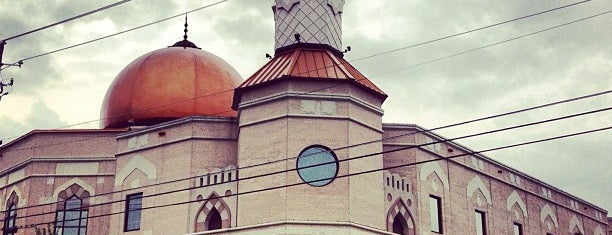 Al-Farooq Mosque is one of ed 님이 좋아한 장소.