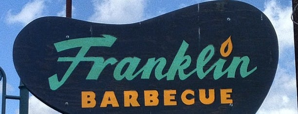 Franklin Barbecue is one of The 38 Essential Austin Restaurants, July 2012.