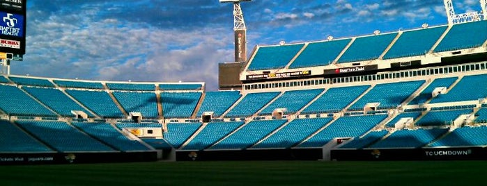 TIAA Bank Field is one of US Pro Sports Stadiums - ALL.