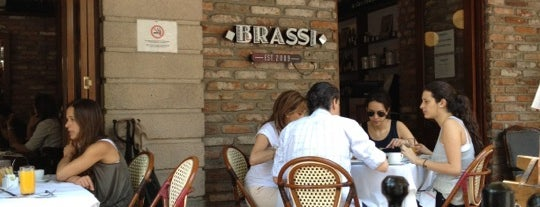 Brassi is one of Mal servicio a clientes.
