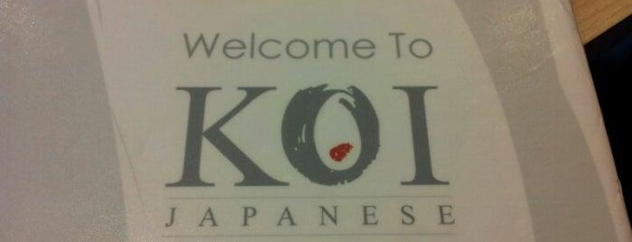 Koi Japanese Restaurant is one of Penang | Eats.