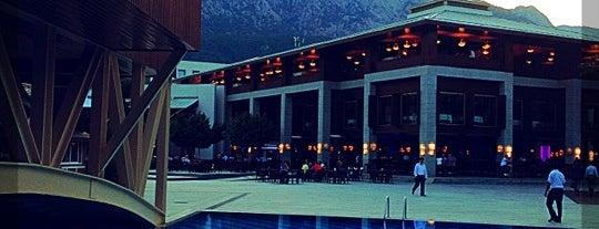 La Rosetta Restaurant is one of Baştuğ : понравившиеся места.