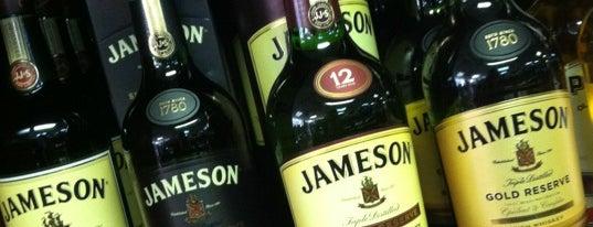 Mei Chi Liquors is one of Melea: сохраненные места.