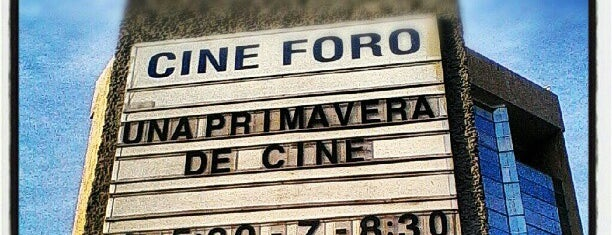 Cineforo Universidad is one of Lugares favoritos de Casandra.