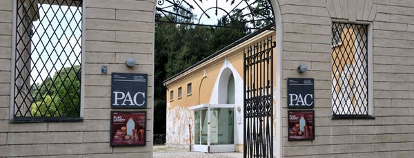 PAC - Padiglione d'Arte Contemporanea is one of Milan.