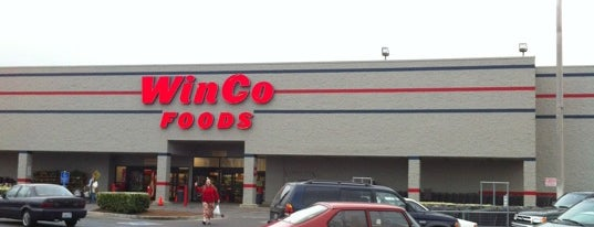 WinCo Foods is one of Lieux qui ont plu à Maggie.
