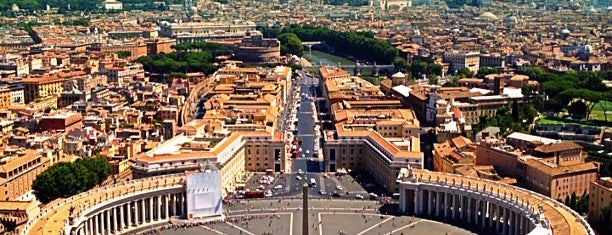 Basilica di San Pietro is one of World Heritage Sites List.