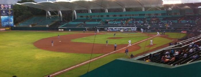 Estadio Francisco I. Madero is one of Yunusさんのお気に入りスポット.