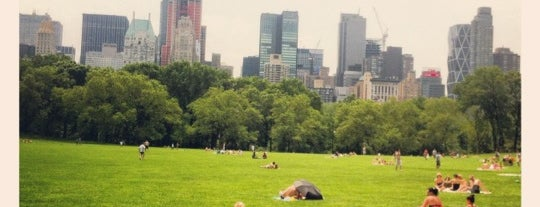 Central Park is one of 416 Tips on 4sqDay Challenge - Dwayne List 1.