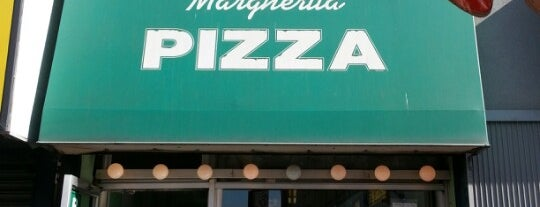 Margherita Pizza is one of Queens Eats.