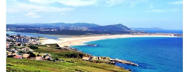 Praia de A Frouxeira is one of To do's Viveiro.