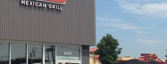 Chipotle Mexican Grill is one of Posti che sono piaciuti a Joe.