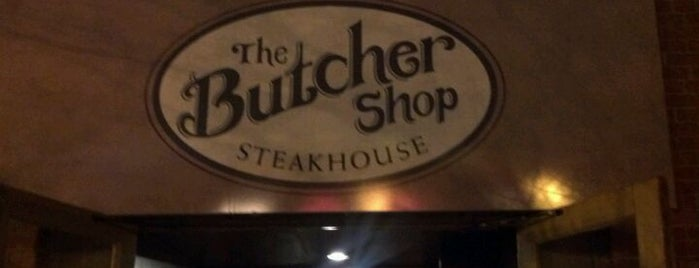 The Butcher Shop is one of Central Dallas Lunch, Dinner & Libations.