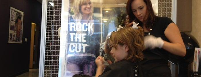 Supercuts is one of Regular checkins.