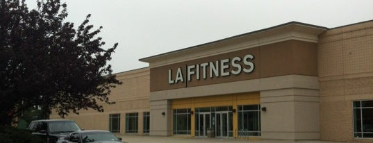LA Fitness is one of Mannyさんのお気に入りスポット.