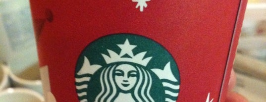 Starbucks is one of My BEST places to visit.