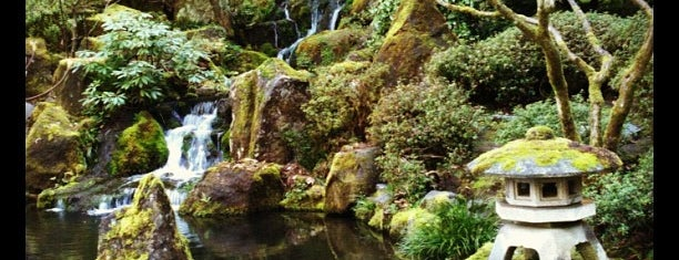 Portland Japanese Garden is one of PDX: To-Dos in Portlandia.