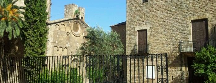 Jardins de Sant Pau del Camp is one of Barcelona.