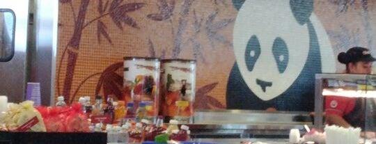 Panda Express is one of Lugares favoritos de Kyle.