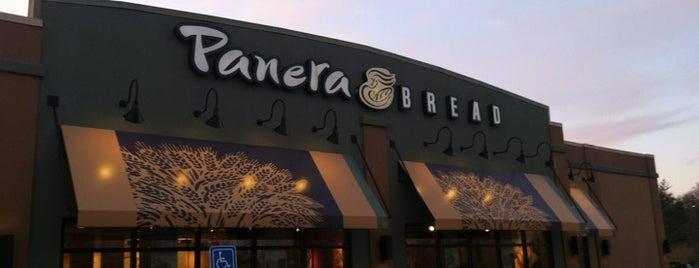 Panera Bread is one of Lieux qui ont plu à Teresa.