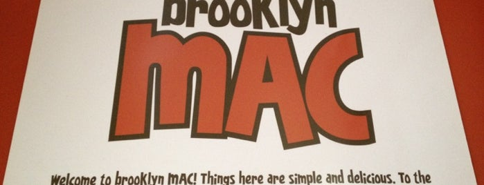 Brooklyn Mac is one of Lauren'in Kaydettiği Mekanlar.