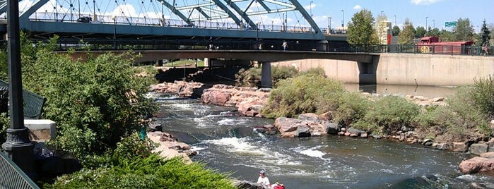 Confluence Park is one of CO.