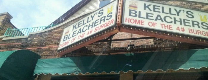 Kelly's Bleachers is one of Top picks for American Restaurants.