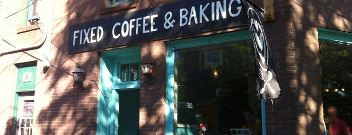 Fixed Coffee & Baking is one of Newfoundland!.