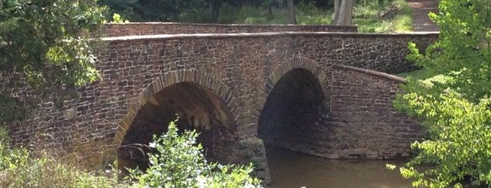 Stone Bridge | Manassas National Battlefield Park is one of Locais curtidos por Amanda.