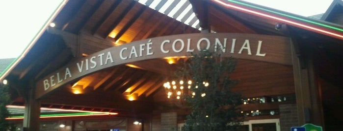 Bela Vista Café Colonial is one of Meus Preferidos de Gramado ♥.