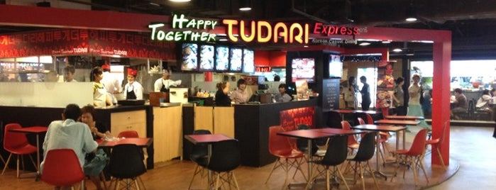 Tudari Express (ทูดาริ) 투다리 is one of Do it...