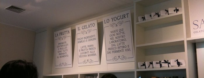 Gelateria San Giuda is one of Lieux qui ont plu à Elena.