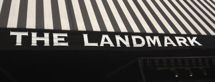 Landmark is one of Chicago.