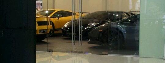 Motorway Car Rentals Pte Ltd is one of Singapur.